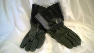 Bilde av  Hærens MC hansker, modell 1