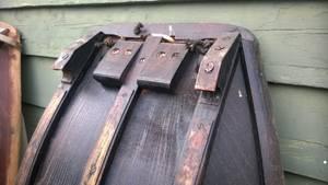 Bilde av Forsvarets varepulk M53, med trebunn